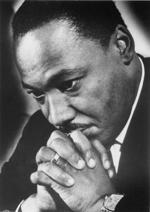 Martin Luther King. Photo: Creative Commons